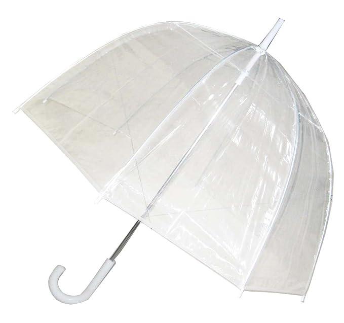 Clear Bubble Umbrellas, transparente forma de cúpula de paraguas, paraguas
