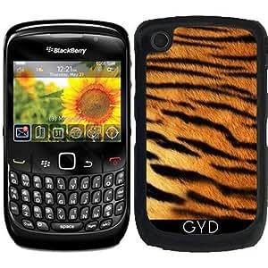Funda para Blackberry Curve 8520/8530/9300/9330 - Impresión Del Tigre by wamdesign
