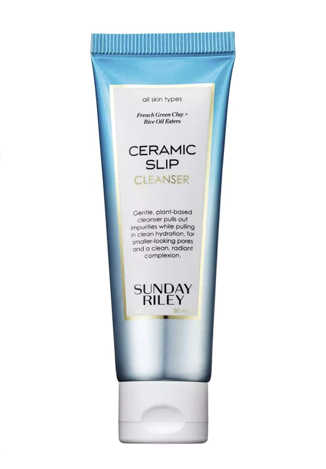 Sunday Riley Ceramic Slip Cleanser Travel Size 30ml: Amazon