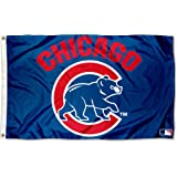 WinCraft MLB Chicago Cubs Flag 3x5 Banner