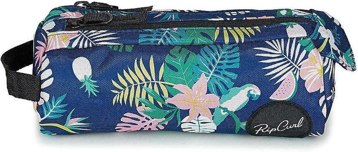 Rip Curl Estuche 2P Flora Estuche en Azul: Amazon.es: Zapatos y complementos