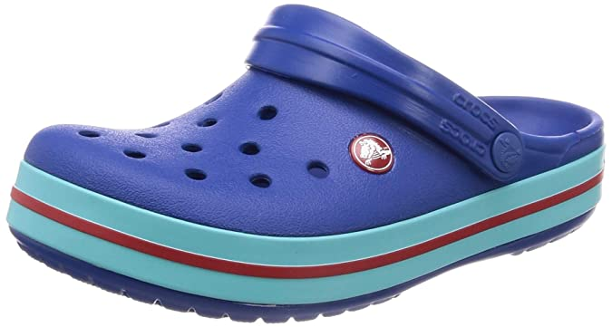 158a5ed31 Crocs Unisex Adults  Crocband U Clogs  Amazon.co.uk  Shoes   Bags