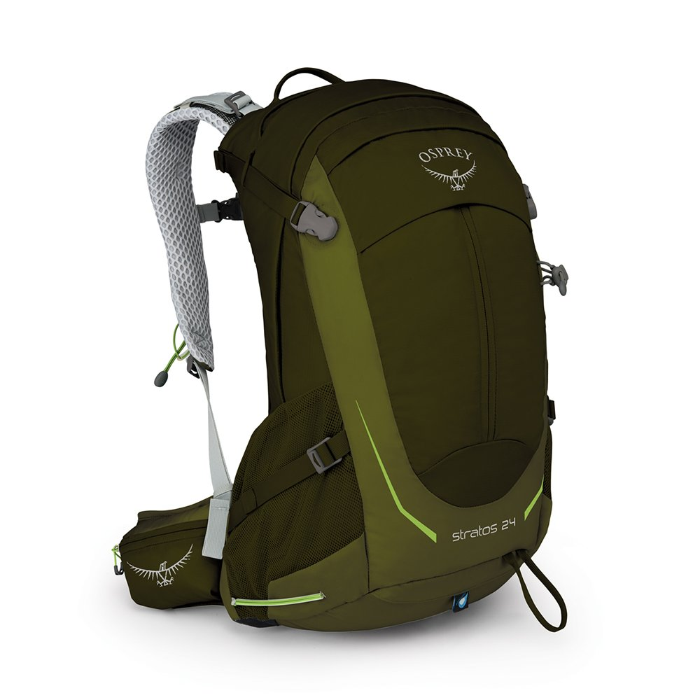 Osprey Packs Stratos 24 Backpack, Eclipse Blue, o/s, One Size 10000810