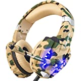 BENGOO Stereo Gaming Headset for PS4, PC, Xbox...