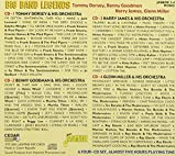 Big Band Legends [ORIGINAL RECORDINGS REMASTERED] 4CD SET