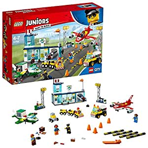 Lego Juniors/4+ City Central Airport 10764 Playset Toy