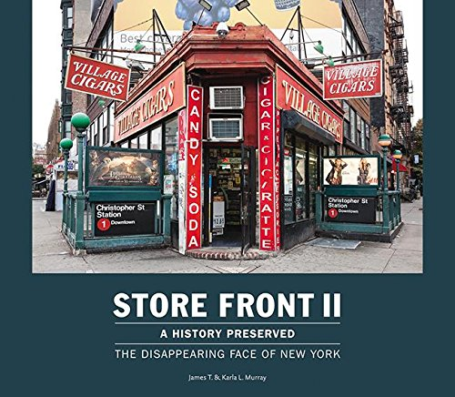 Individual Bronze Urn - Store Front II: A History Preserved: The Disappearing Face of New York