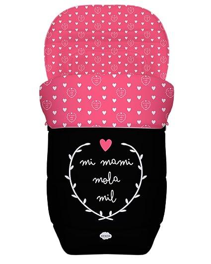 BABY STAR Saco Silla Paseo Universal Reversible (Mi Mami ...
