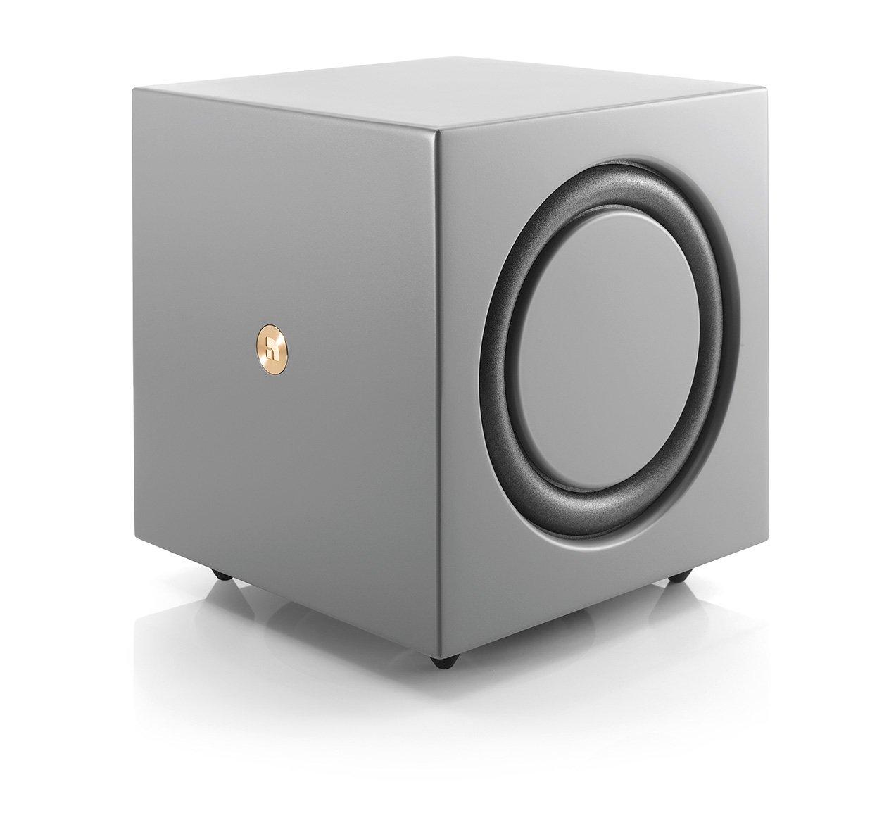 Audio Pro Addon C-SUB WiFi Wireless Multi-Room Subwoofer - Powerful Bass - Works With Alexa - Grey