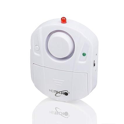 SAFEPRINT 2home ® Cristal con alarma vibradora - Gran Calidad para montaje en puertas y ventanas