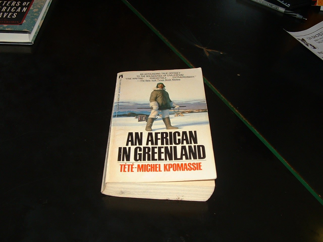 An African In Greenland