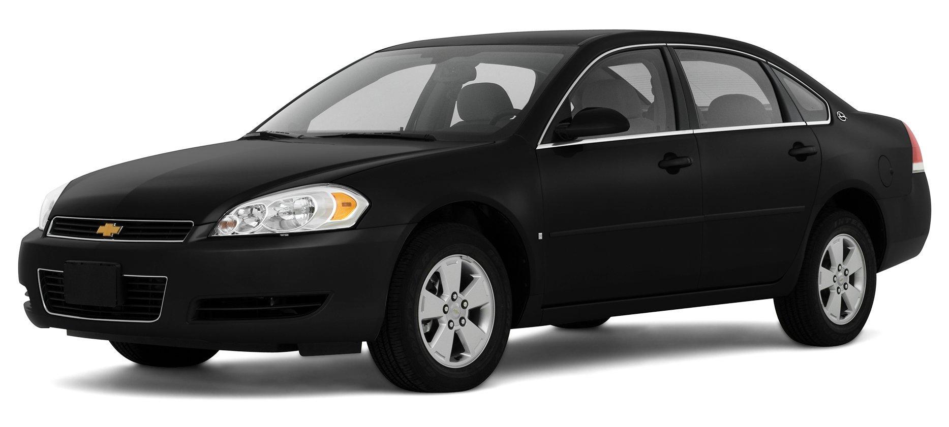 2008 Chevrolet Impala LS, 4 Door Sedan ...