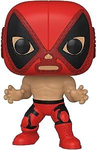 Funko Pop! Marvel: Luchadores - Deadpool