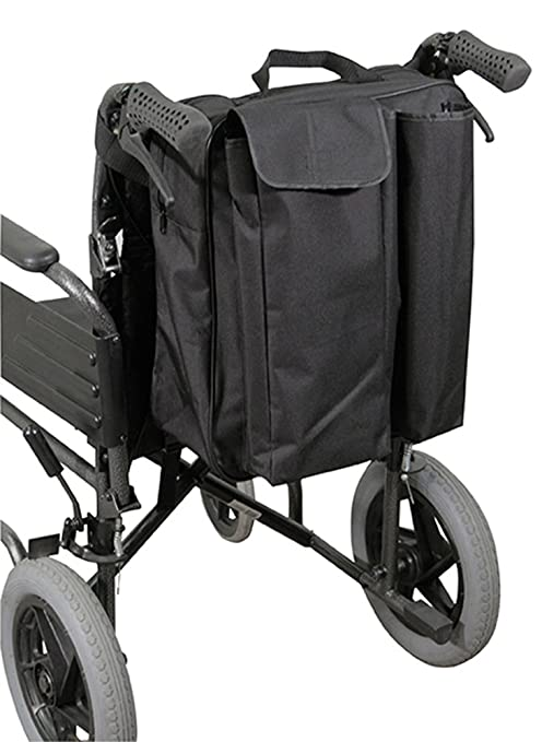 Amazon.com: Aidapt Wheelchair Crutch Bag by Aidapt: Health & Personal Care