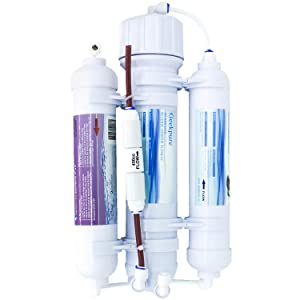 Geekpure Portable Aquarium Reverse Osmosis Water Filter System