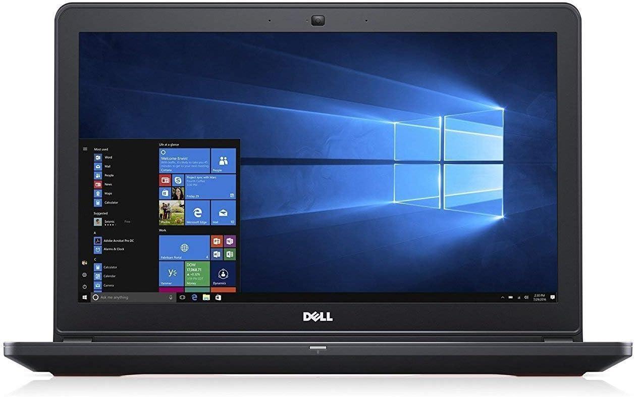 """2018 Dell Inspiron 15 5000 15.6"""" FHD (1920x1080) Premium Gaming Laptop, Intel Quad Core i7-7700HQ Processor, 16GB RAM, 512GB SSD (Boot) + 1TB HDD, 4GB GDDR5 NVIDIA GTX 1050, Backlit Keyboard, Black"""