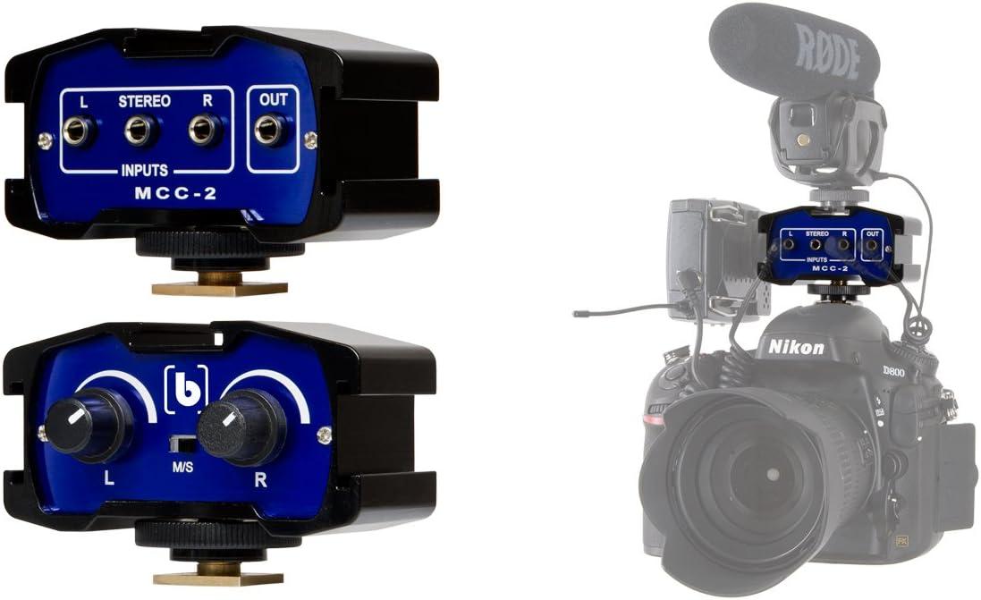 Beachtek MCC-2 Compact Audio Adapter