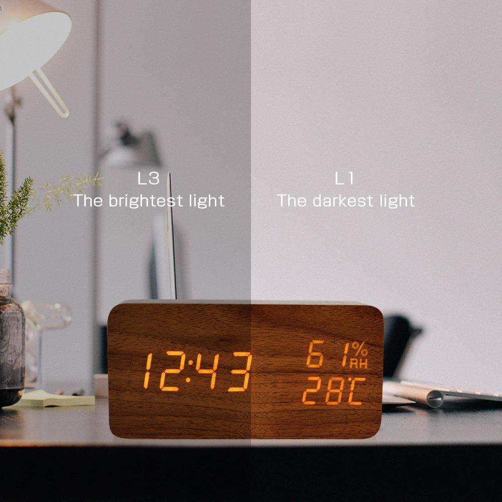 Comparativa relojes despertadores más vendidos