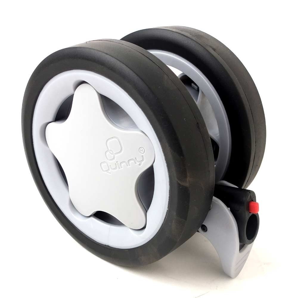 Quinny Zapp (Xtra and Xtra 2.0) front wheel | Silver