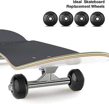 Set 4 Imagine Monopat/ín Skate Skateboard Wheels Ruedas Snake 52mm
