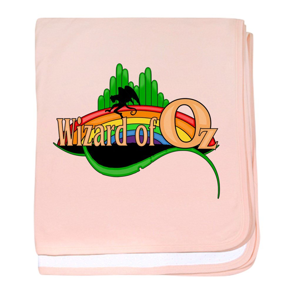 CafePress The Wizard Of Oz - Baby Blanket, Super Soft Newborn Swaddle