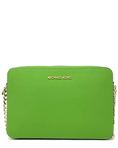 f7bbd5f14595 Michael Michael Kors Jet Set Travel Large East West Crossbody  Handbags   Amazon.com