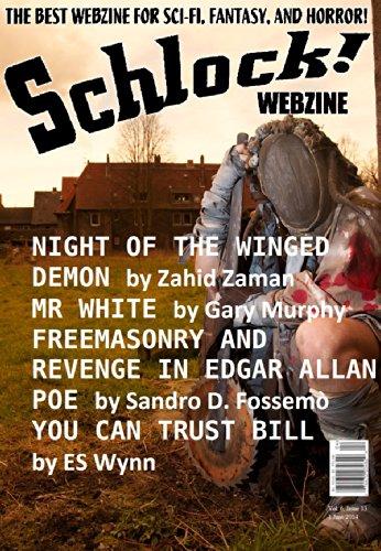 Schlock! Webzine Vol. 6, Issue 13