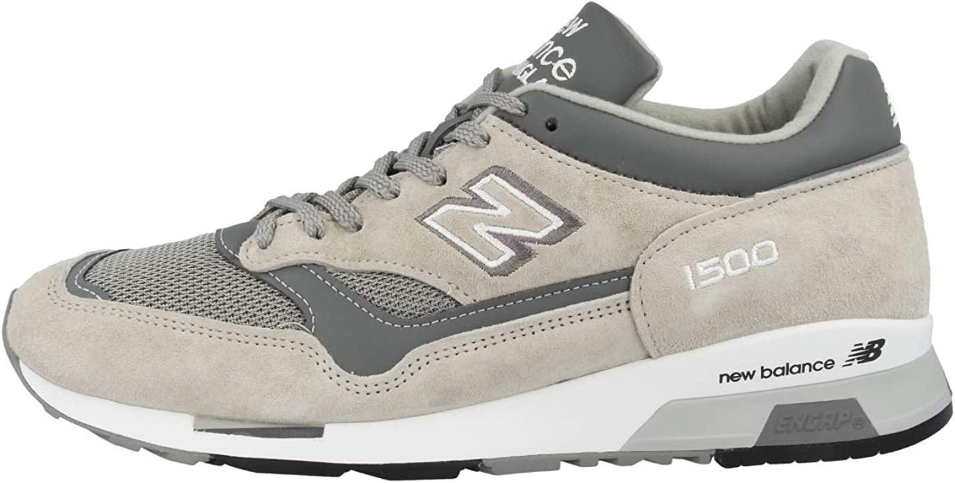 New Balance M1500PGL, Trail Running Shoe Mens, Gris: Amazon.es ...