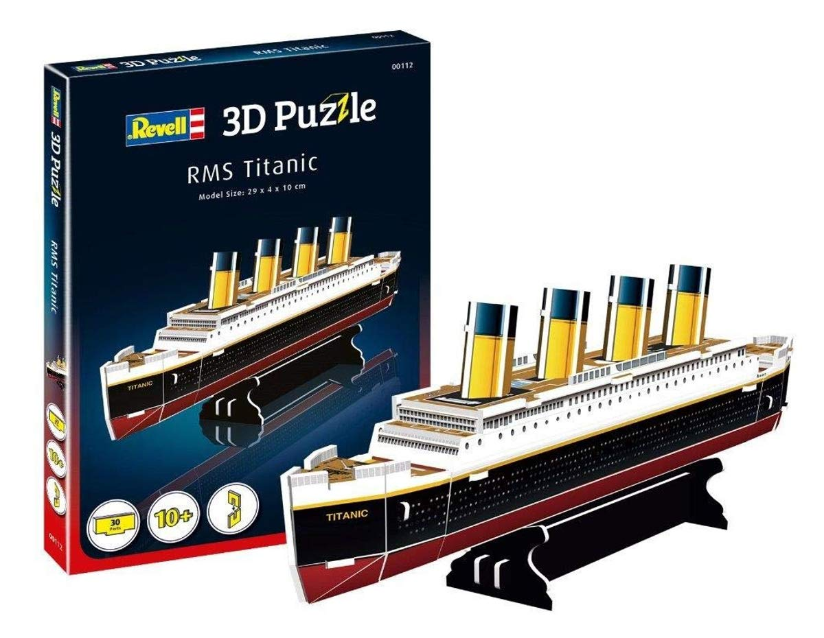 New York Skyline #00142 Puzzles & Geduldspiele Revell 3d Puzzle