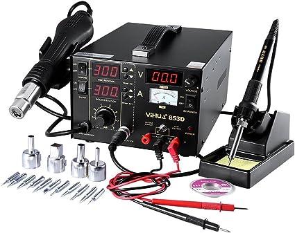 Stazione di preriscaldamento pre-saldatura per schede e circuiti elettrici