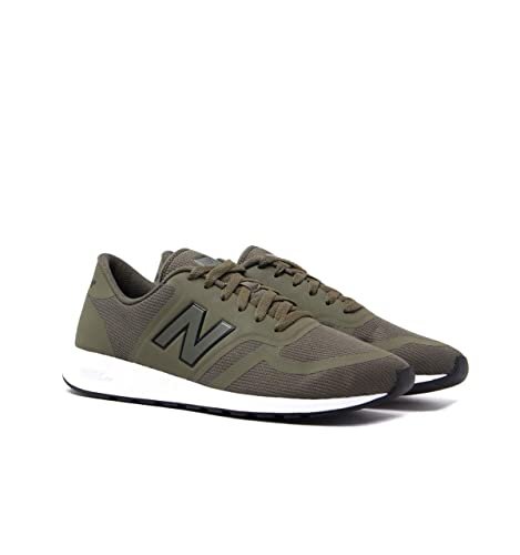 cb125b9dd61 New Balance 420 Trainers Khaki  Amazon.co.uk  Shoes   Bags