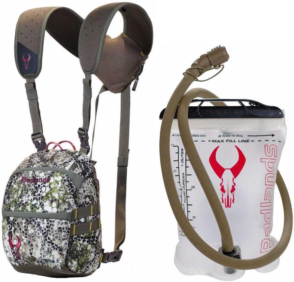 Óptica Badlands Bino X backpack-friendly prismáticos – Arnés para ...