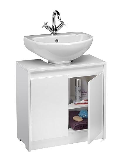 Croydex - Mobile sottolavabo da bagno, montaggio facile, colore ...