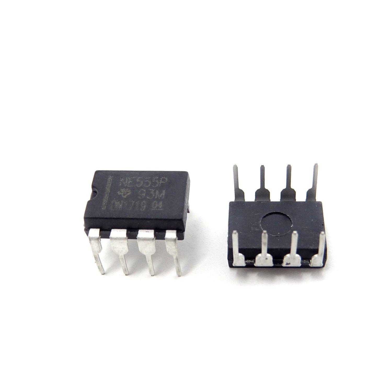 Honbay 10pcs Ne555p Single Precision Timer Astable Oscillator Circuit For The Ne555n Ic This Si Basic