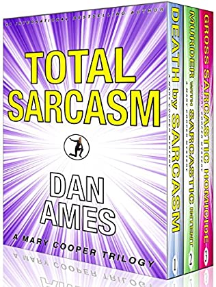 book cover of Total Sarcasm