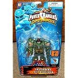 Power Rangers Dino Thunder Triasaurus Rex Megazord Action Figure by Ban Dai MMPR