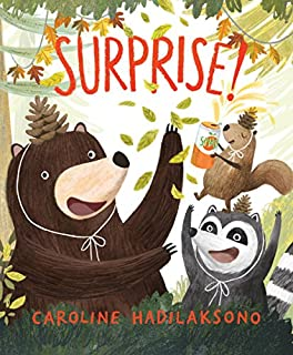 Book Cover: Surprise!
