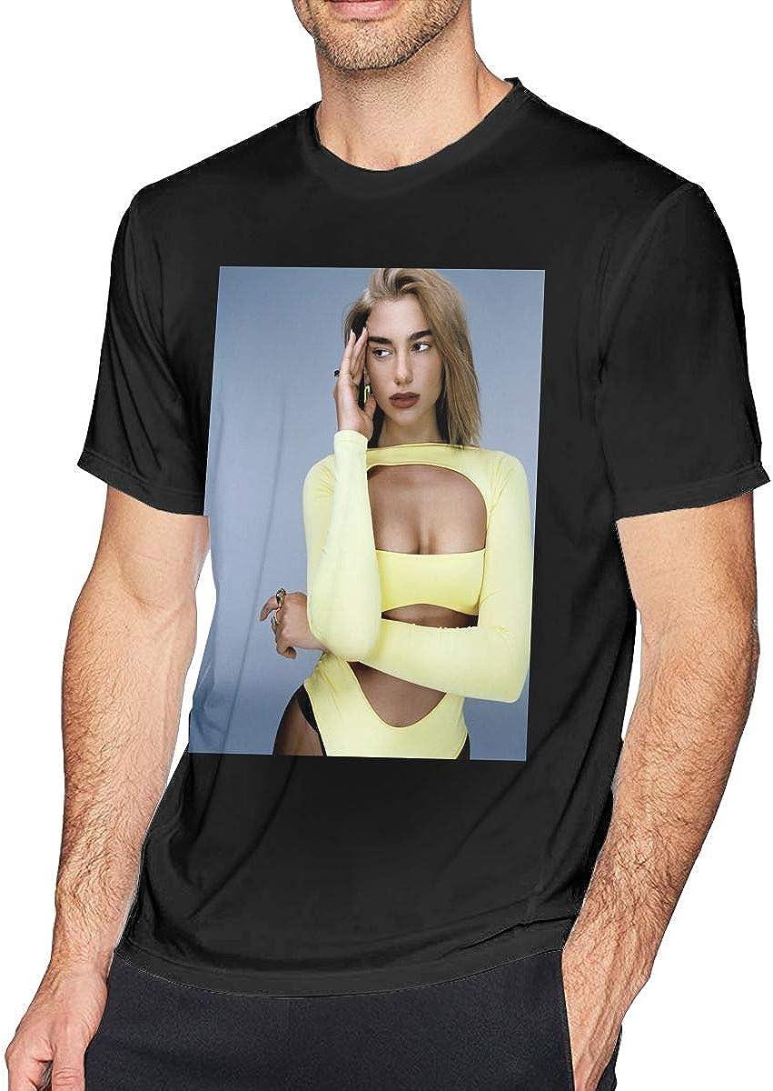 Fhaurtke Dua Lipa Future Nostalgia Mens Classical T-Shirt