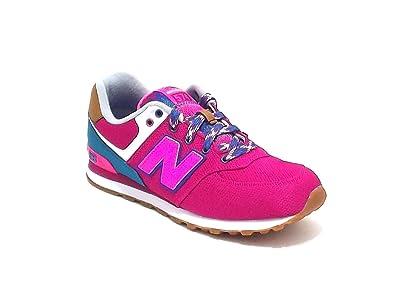 scarpe new balance fuxia