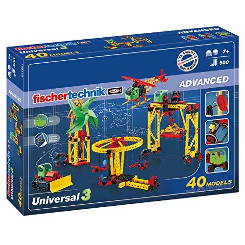 fischertechnik ADVANCED Universal 3, Konstruktionsbaukasten - 511931