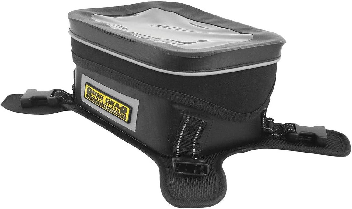 Nelson-Rigg Hurricane Dual Sport/Enduro Waterproof Tank Bag: Automotive