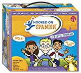 Hooked on Spanish Box Set, Ages 4-6