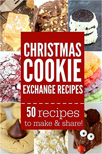 christmas cookie exchange recipes 50 easy christmas dessert recipes by loper carrie - Easy Christmas Cookie Recipes