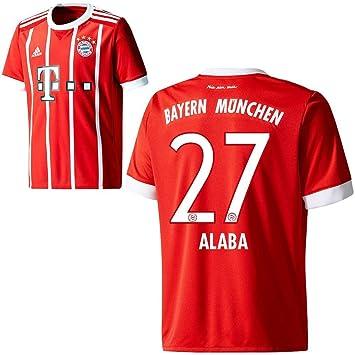 Adidas Fc Bayern München Fcb Home Trikot 2017 2018 Herren Kinder Mit