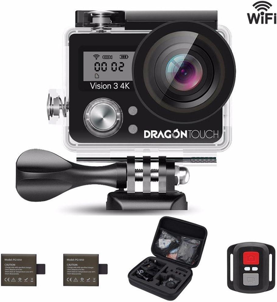 Icefox Vision 3 4 K Wifi Sport Action Kamera Ultra Hd Kamera