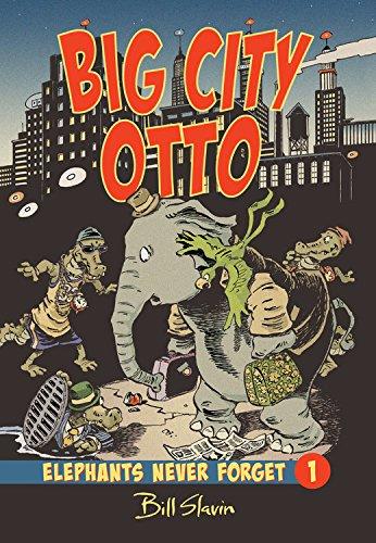 Big City Otto (Elephants Never Forget) pdf epub