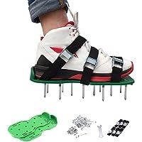SOL Chaussures de jardin à pointes Aérateur
