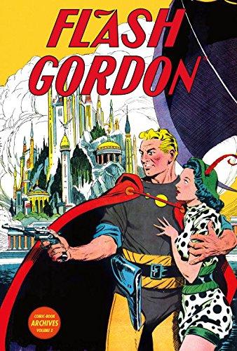 Flash Gordon Comic Book Archives Volume 2