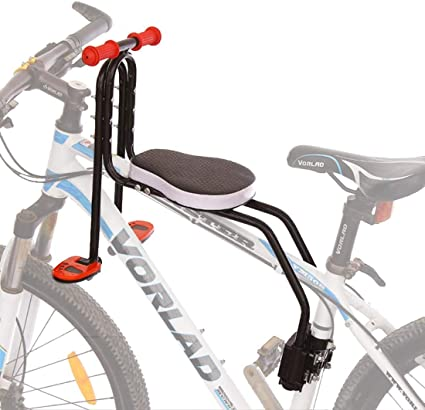 Kids Front Bike Seat Child Bicycle Safety Baby Chair Carrier Saddle Outdoor Gift