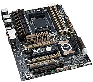 ASUS TUF SABERTOOTH 990FX R2.0 Socket AM3+ DDR3 SATA 6Gb/s USB 3.0 AMD 990FX ATX Motherboard